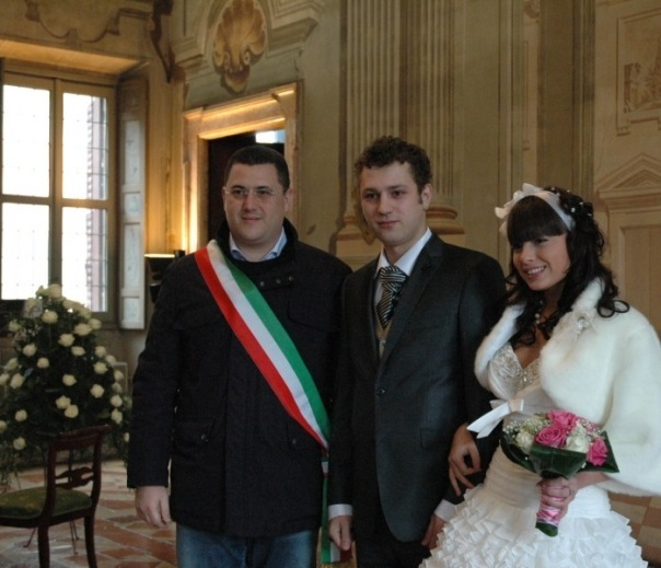Фото со свадьбы Нелли Ермолаевой и Никиты Кузнецова
