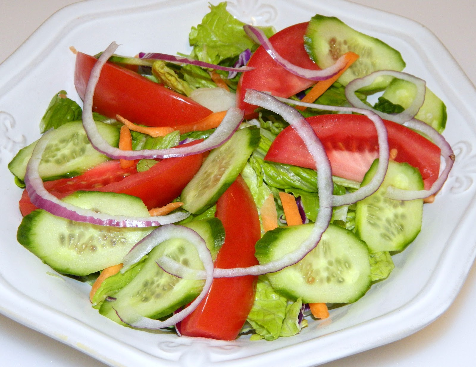 green salads grocery stores are filled with a variety of mixed green ...