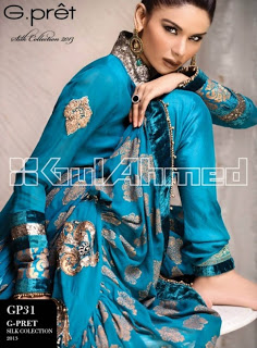 Latest Gul Ahmed G-Pret Dresses Collection 2013 Volume-2
