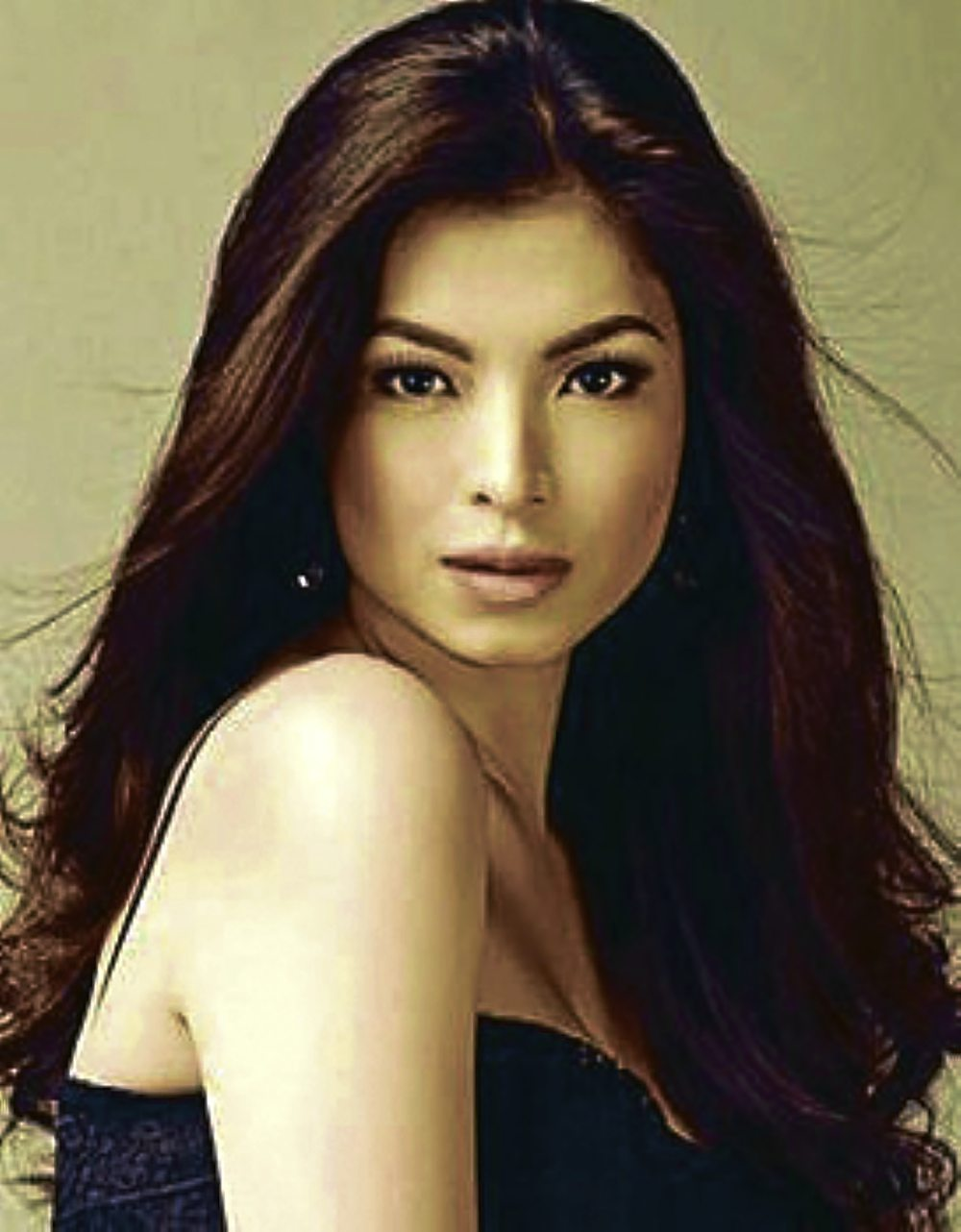 Philippines Models Gallery: Angel Locsin Profile