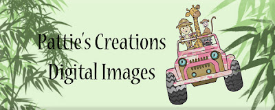 Patties Creations Digital Stamps