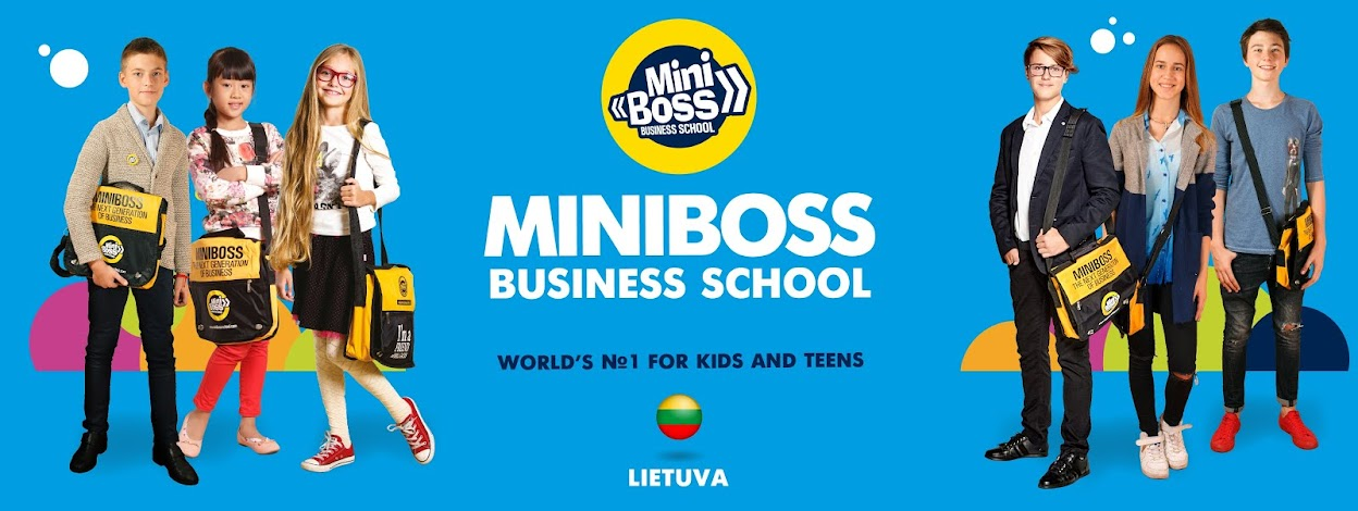 MINIBOSS BUSINESS SCHOOL (LIETUVA)