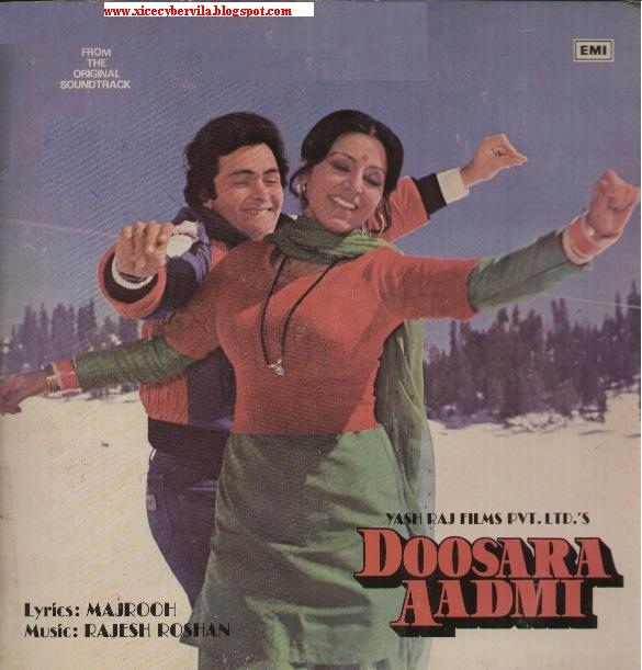Doosra Aadmi (1977) ~ A Romantic Classic ~ Hindi