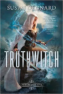 Susan Dennard's new book Truthwitch