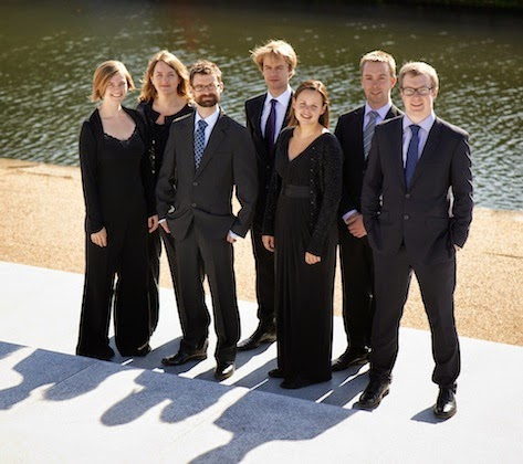 The Berkeley Ensemble - photo: Nigel Luckhurst