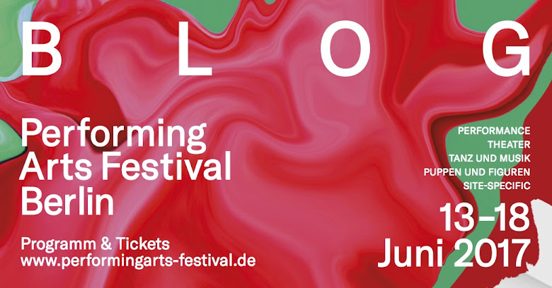 Performing Arts Festival Berlin 2017
