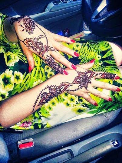 Female,New-Mehndi,Styles,2014,Stylish,Trend