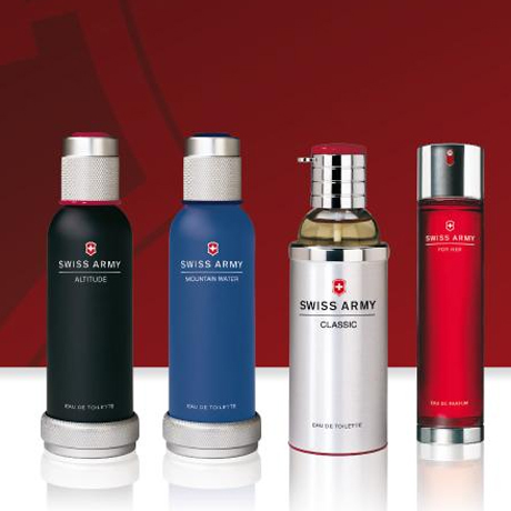 Swiss Army Perfumes Victorinox