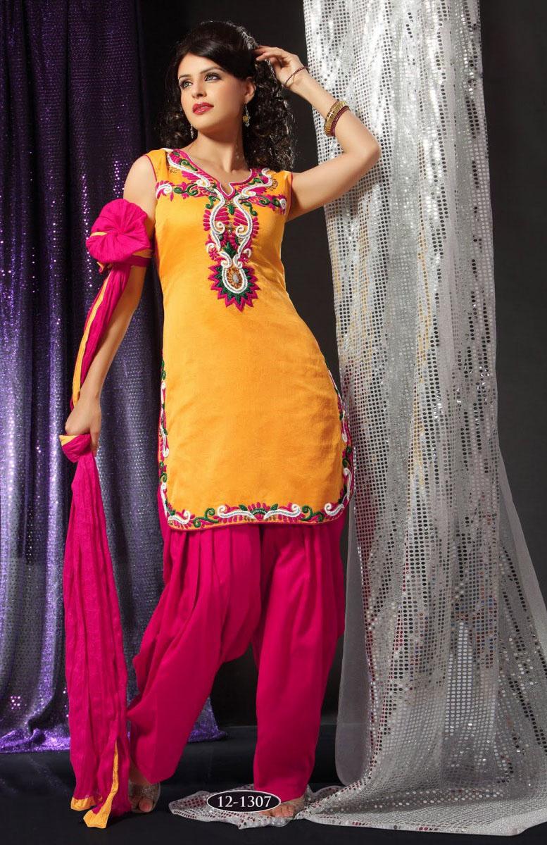 Punjabi Suits Shewelcome