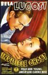 Portada película El fantasma invisible