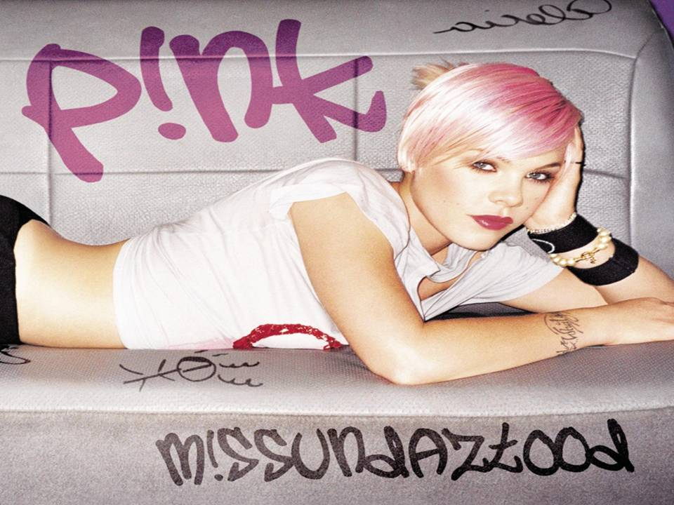 M!ssundaztood Álbum De Pink