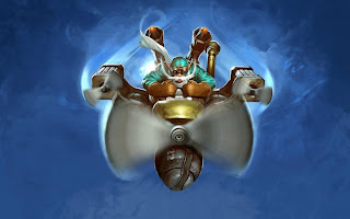 Dota 2 - Gyrocopter Build Guide