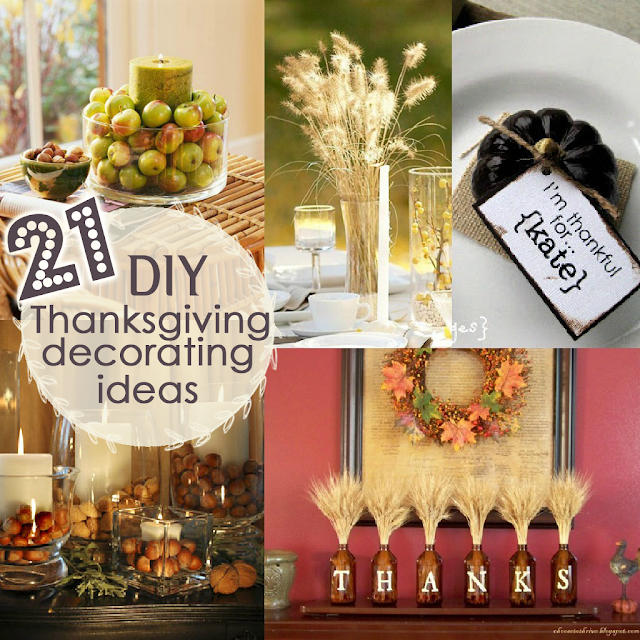 Decorating Ideas > Thanksgiving Decorating Roundup  The PEARL Blog ~ 121829_Thanksgiving Decor Ideas Diy