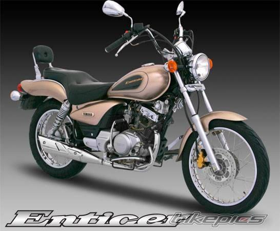 Top Amazing Sports Bike Yamaha Enticer