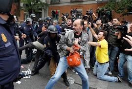 Espanha: manifestação pede saída do governo e constituinte
