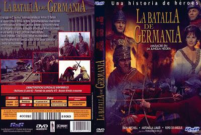 La Batalla de Germania 1967 | Caratula - Cine clásico