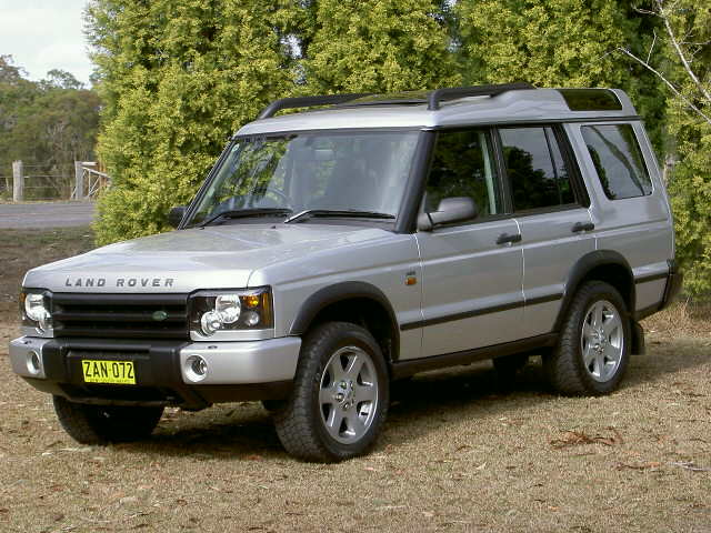 2005 Land Rover Discovery 3. Land Rover Discovery 2011