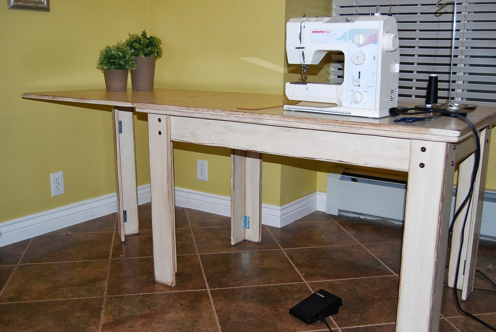 How to make a drop in sewing table image collections table drop in sewing machine table image collections table decoration ideas define your sign make a drop leaf plywood sewing table 1247 best sewing images on watchthetrailerfo