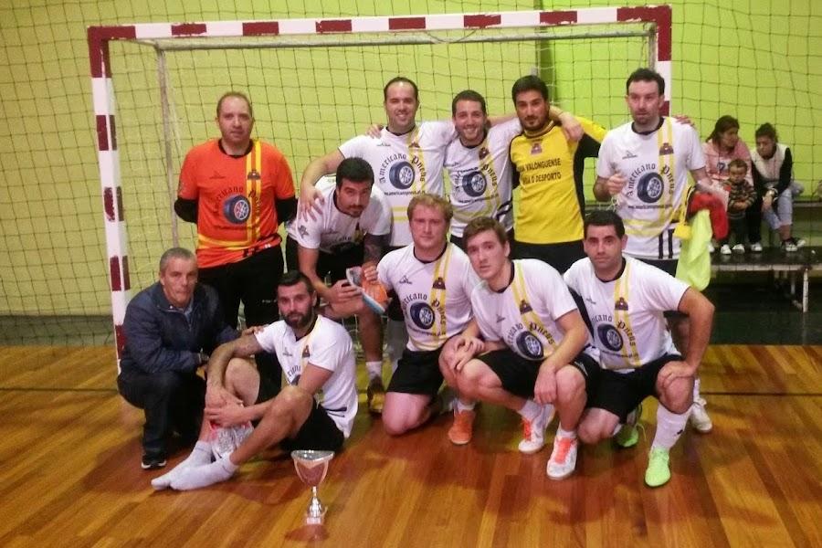 VENCEDOR da Super Taça Masterfoot 2013/14