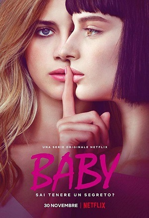 Torrent Série Baby 2018 Dublada 720p HD WEB-DL completo