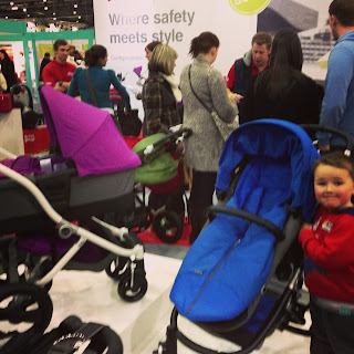 Britax - The Baby Show