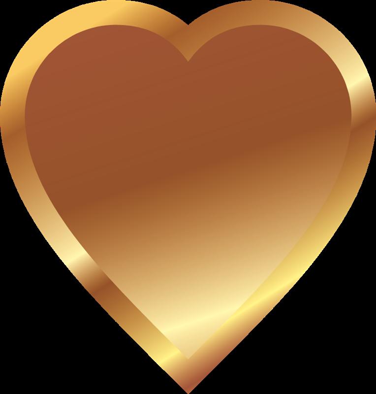 Blog cat lico navide o scrap de corazones dorados - Imagenes de corazones navidenos ...