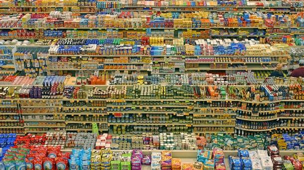 Productos en un supermercado (Blog Marcas Blancas) Imagen: Eitb