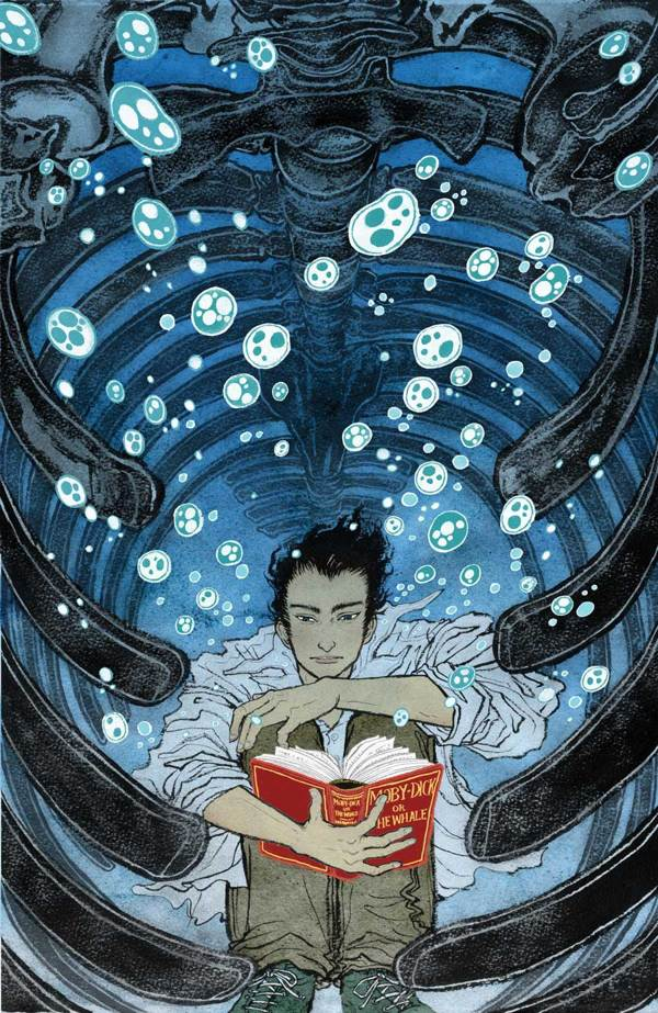 Doctor Ojiplatico. Yuko Shimizu. Into the Water (it's summer!)