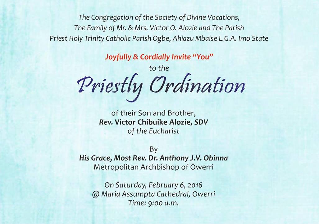Association of Nigerian Priests, Religious and Seminarians ...