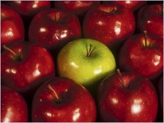 ลดน้ำหนักด้วยแอปเปิ้ลเขียว