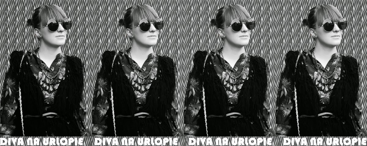 Diva na urlopie - fashion blog