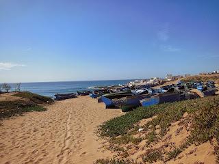 Tifnit is een schilderachtig vissersdorpje in Nationaal Park Souss Massa, dat menig kunstenaar tot de verbeelding spreekt. Het ligt diep weggedoken in een woestijn-achtig achterland ver van de bewoonde wereld. Ingebed in een duinlandschap tussen de zee en de er achterliggende zandduinen, is het lastig bereikbaar.