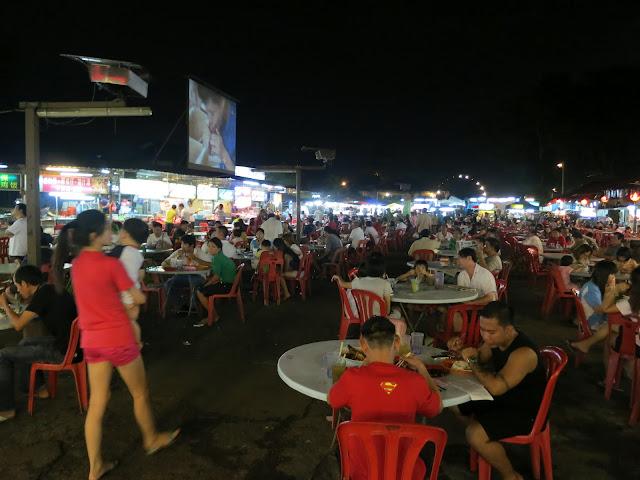 Hawker-Scene-Singapore-Johor