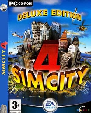 PC Games SimCity 4 Deluxe Edition
