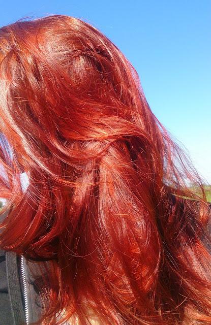 Niedziela dla włosów 35 | płukanka z octu jabłkowego i stężonego soku z aloesu