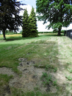 Photo of the old Crazy Golf course in Luton's Wardown Park