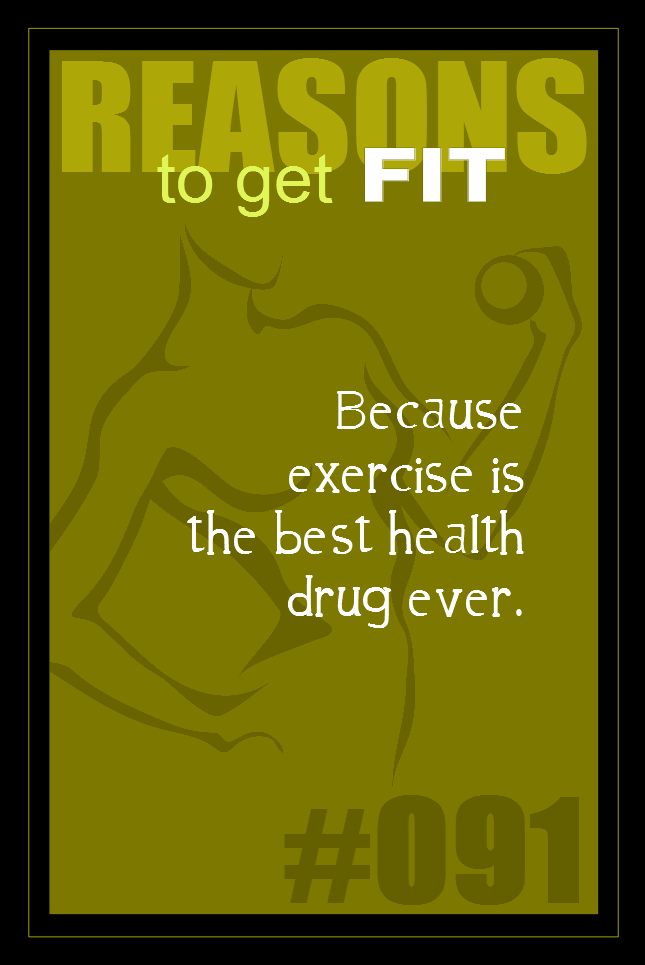 365 Reasons to Get Fit #091