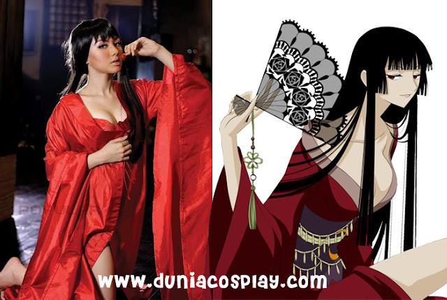 ♥♥♥[HOT PIC Agak BB++]Cosplay Artis Cewek INDONESIA Terseksi♥♥♥