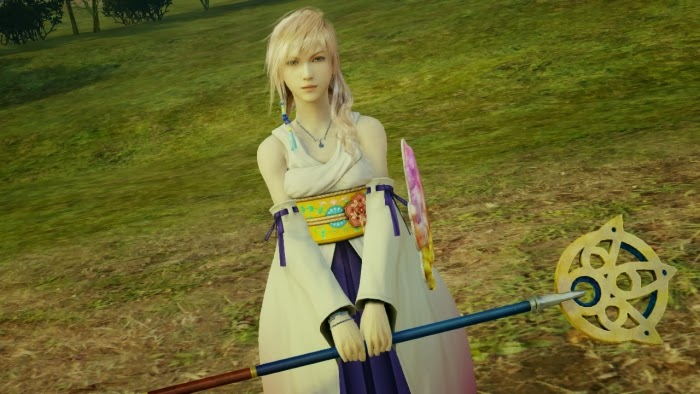 Yuna Costume DLC Coming To Lightning Returns: Final Fantasy XIII - weknowgamers