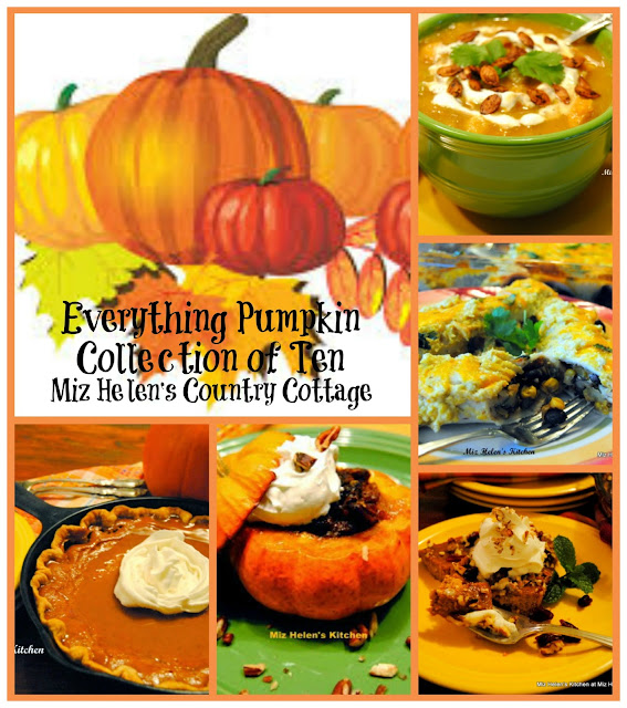 Everything Pumpkin Collection of Ten at Miz Helen's Country Cottage