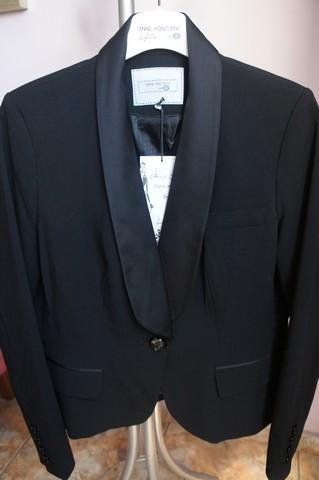 Meu blazer lindo da coleção de Anne Fontaine