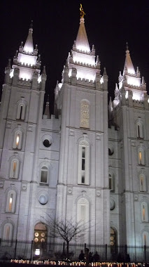 The Greatest Place On The Earth... The Temple