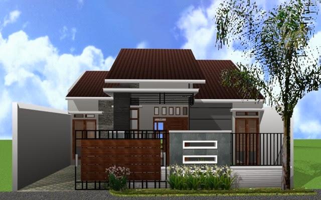 Desain rumah minimalis dengan tipe 60 & Desain Rumah Minimalis Unik Sederhana - Desain Rumahku