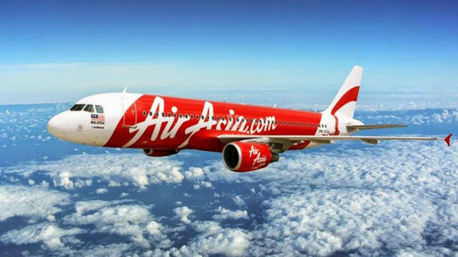 Pesawat Terbang AirAsia QZ 8501