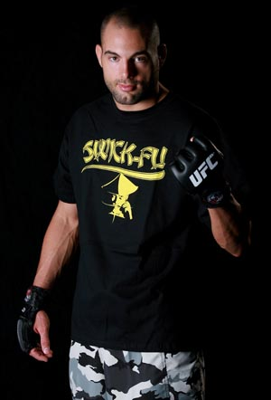 ufc mma welterweight mike swick picture image