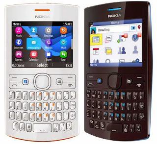 Spesifikasi dan Harga Nokia Asha 205 Dual Sim