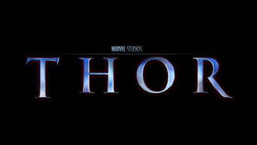 Thor poster Logo - El segundo Trailer de Thor está EPICO!