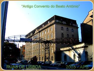 FREGUESIA DO BEATO