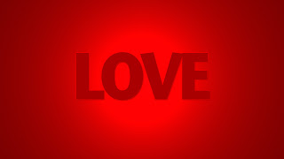 Red Background Love HD Love Wallpaper