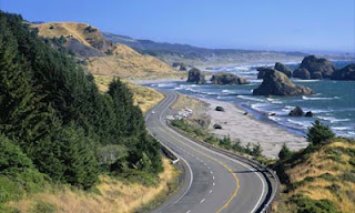 Highway 101 in California